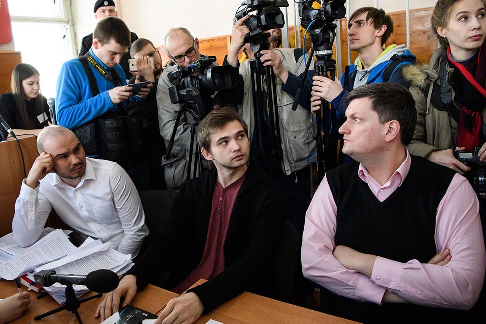 Блогеру Соколовскому запросили 3,5 года колонии