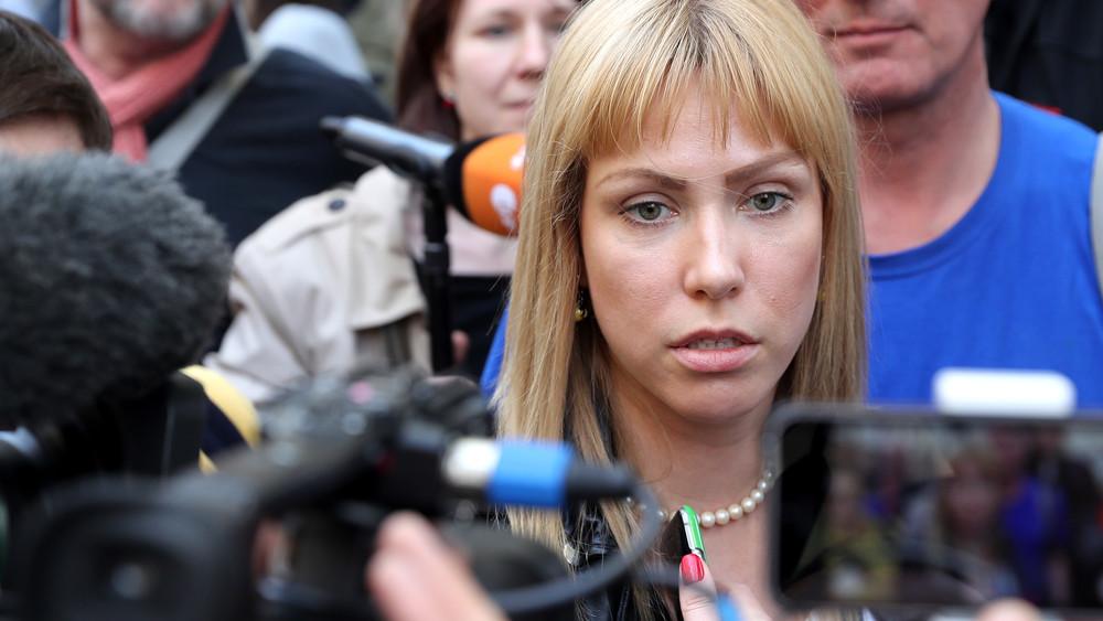Мария Баронова: «Несмотря наугрозы, вМоскве акция прошла конструктивно»