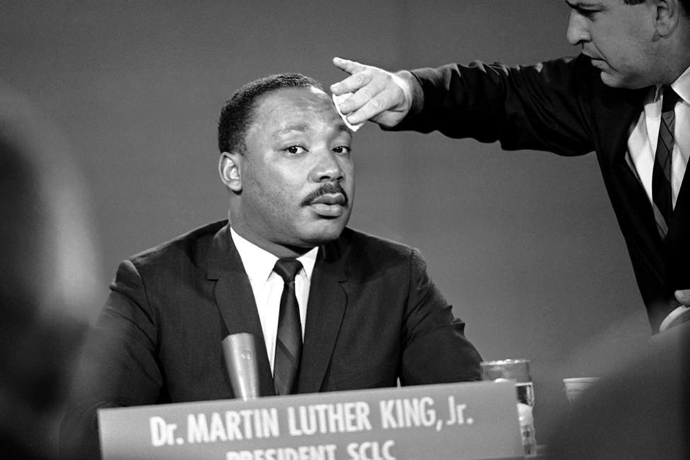Мартин Лютер Кинг. Фото: Henry Burroughs/ AP