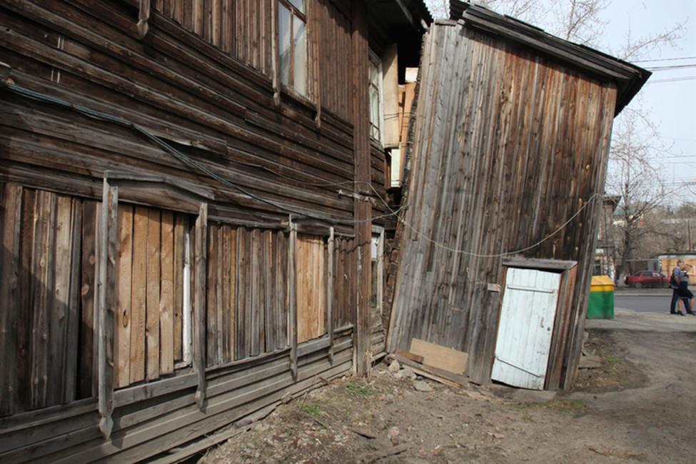 Дом напроспекте Ленина 120, где сделали капремонт. Фото: tv2.today