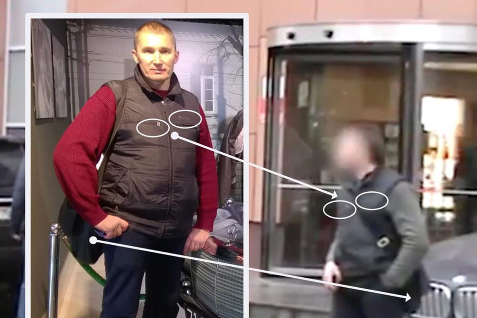 Активист движения SERB признал себя навидео снападением наНавального