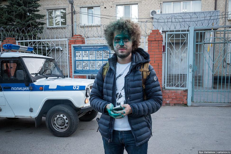 Напавших наВарламова вСтаврополе оштрафовали на1500 рублей