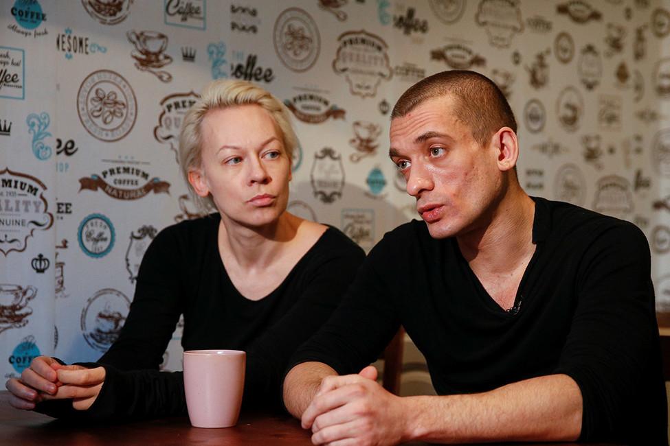 Петр Павленский получил политическое убежище воФранции