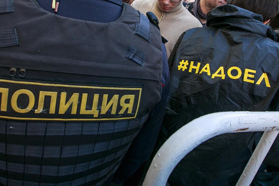 Калининградских кадетов, оказавшихся под угрозой отчисления из-за акции «Надоел», допустили кзанятиям