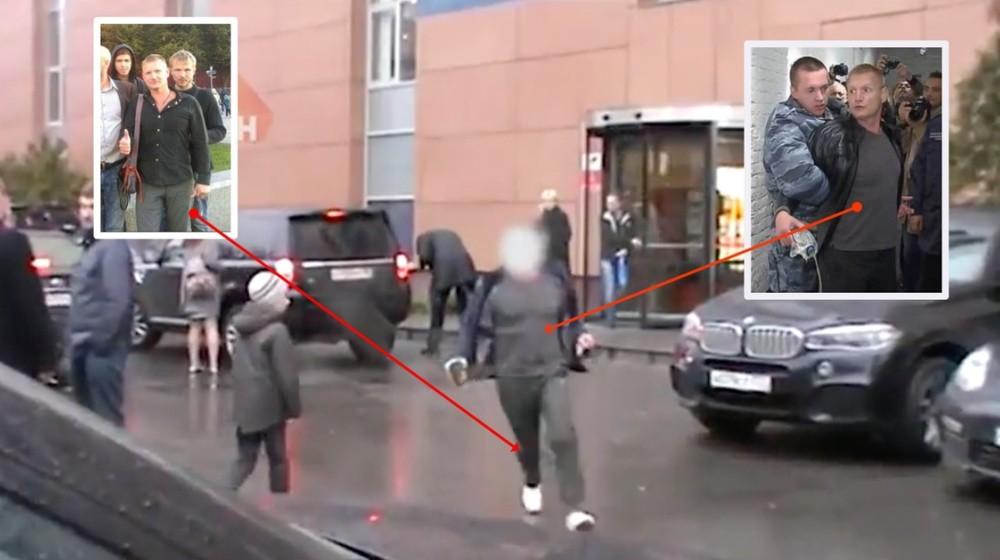 Полиция возбудила уголовное дело пофакту нападения наНавального