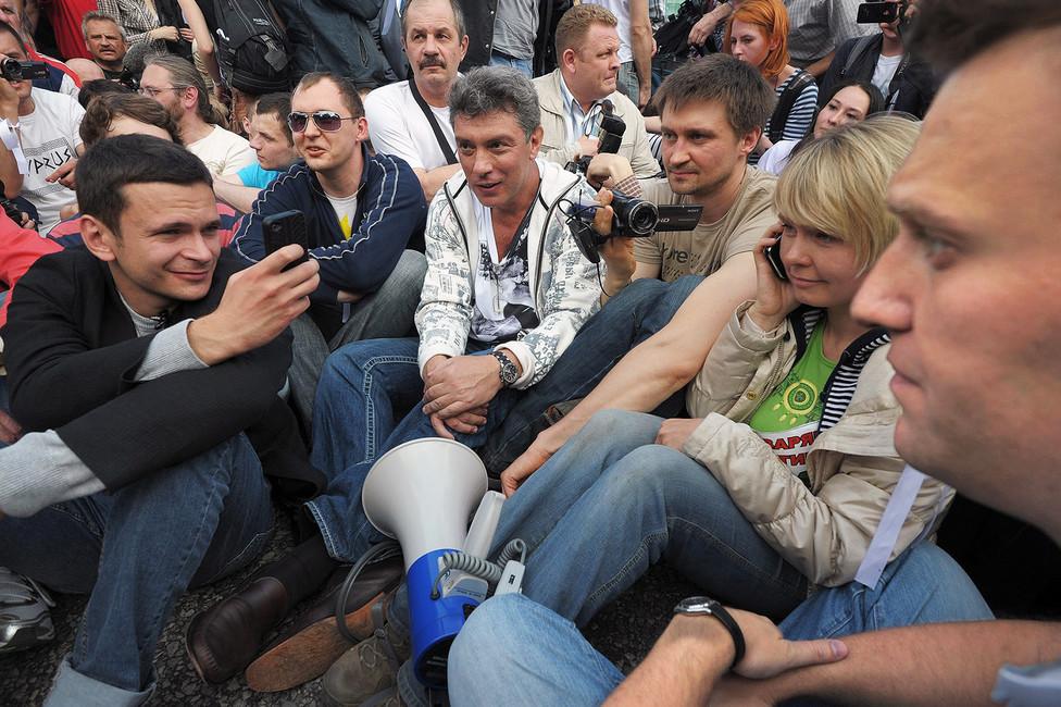 Шестое мая 2012года: что стало слидерами протеста пять лет спустя