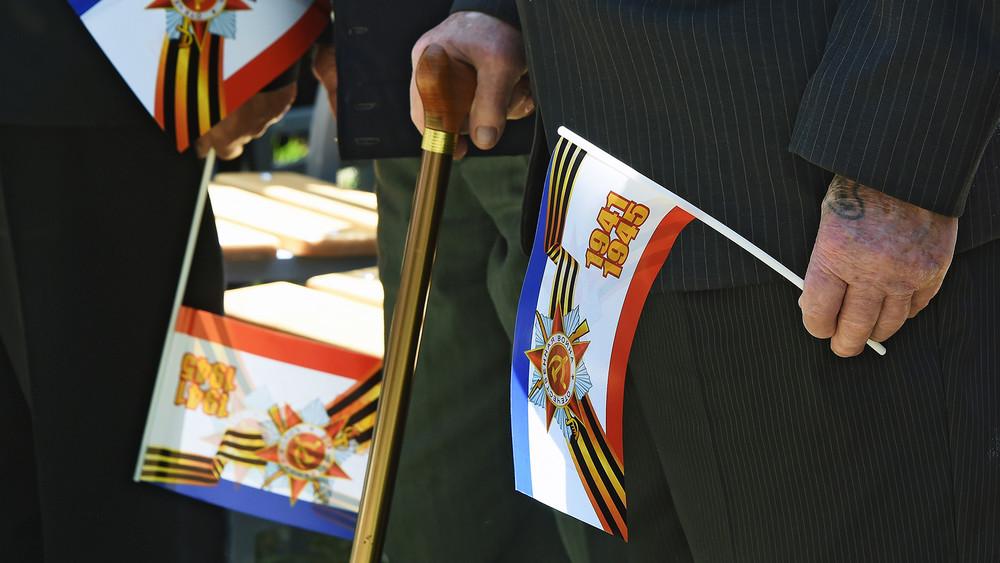 Майонез, кактусы искандинавская ходьба— как врегионах поздравляют ветеранов Великой Отечественной войны