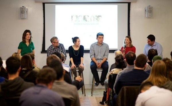 Запись дискуссии «Технологии участия игородской активизм»
