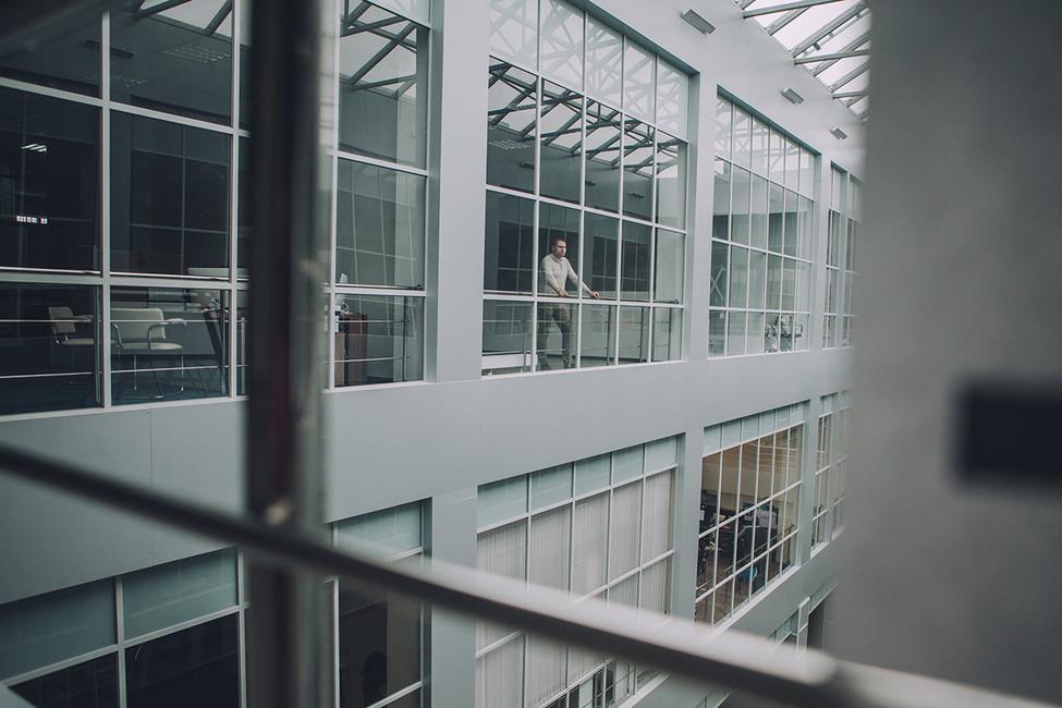 Илья Болтунов всвоем офисе. Фото: Андрей Золотов. Фото: Андрей Золотов