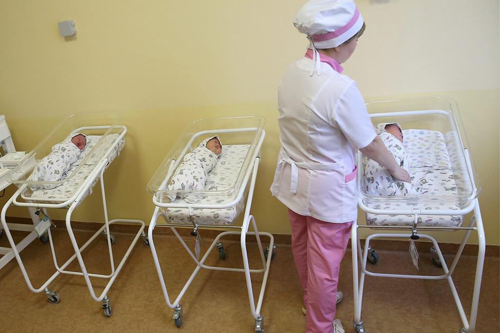 Эксперт: вближайшие годы нас ждет новый демографический кризис