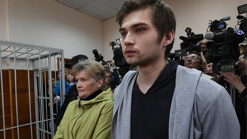 Руслана Соколовского приговорили к3,5 годам условного срока
