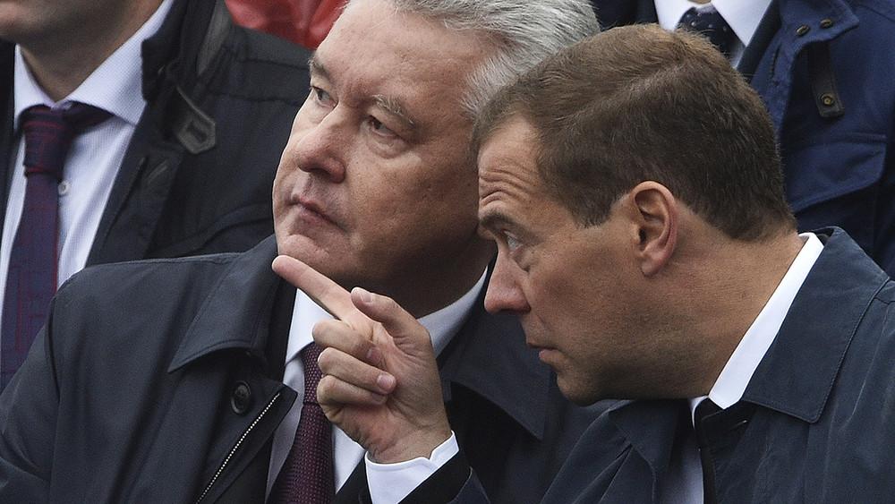 Бывший следовательСК подал всуд наМедведева иСобянина