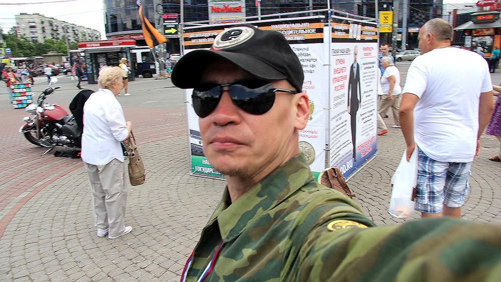 Гееборец отбивается отЧайковского