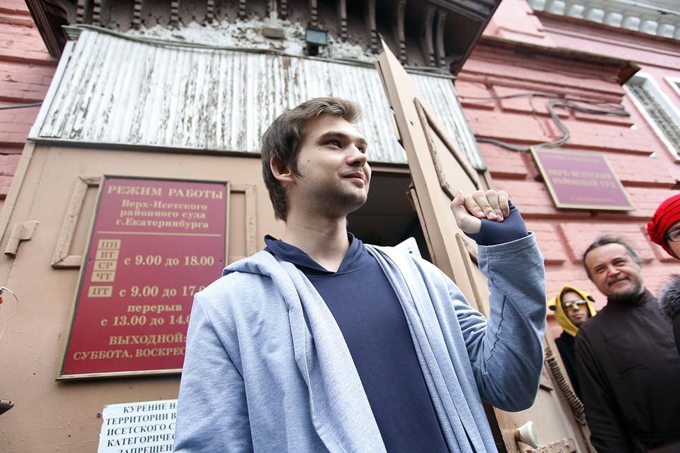 «Будущее— зачеловеком идеи». Первое большое интервью Руслана Соколовского после выхода насвободу