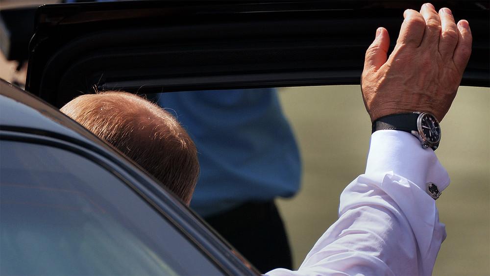 Тест. Насколько выскромный президент?