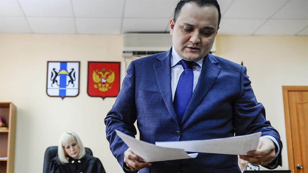 Адвокат Сергей Бадамшин: «282-я статья УК— это инструмент политической борьбы»