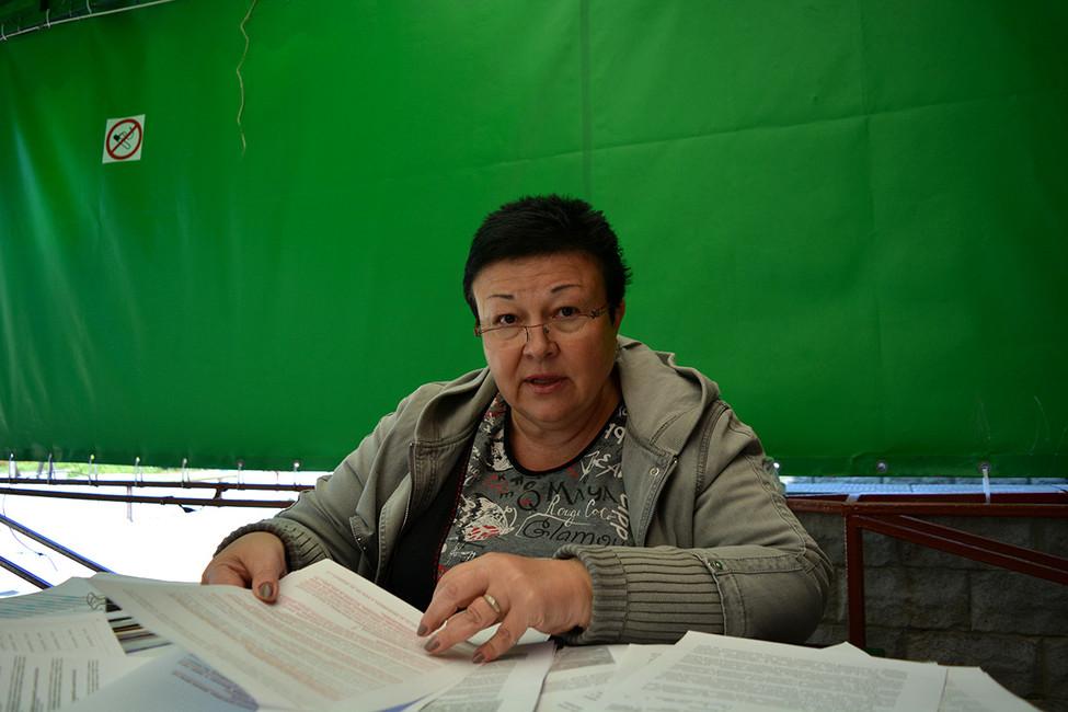 Ольга Соколова. Фото: Иван Жилин