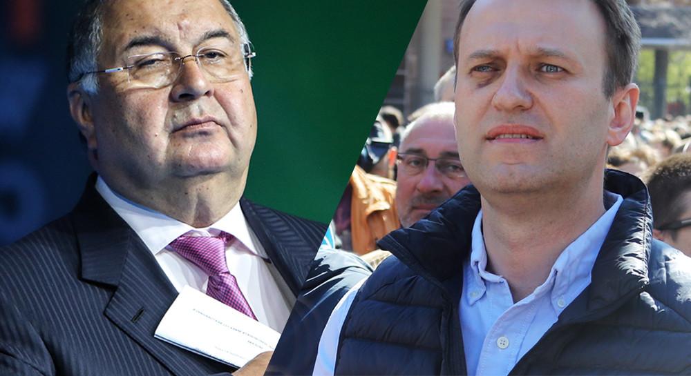 Суд начал подготовку кразбирательству иска Усманова кНавальному