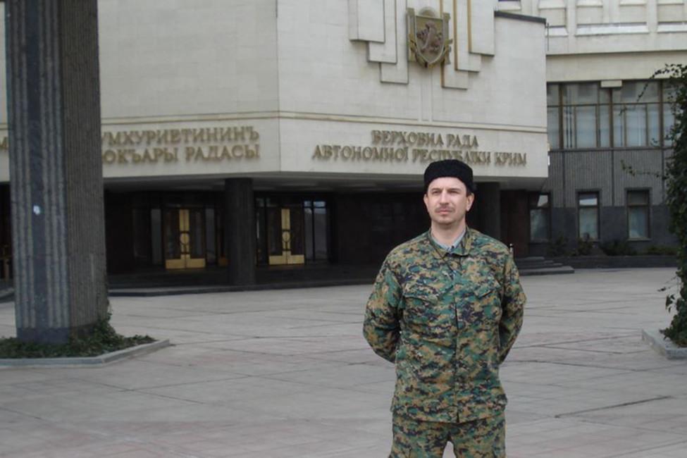 Казаку Панчуку пришлось уйти вдругое казачье общество из-за критики Путина