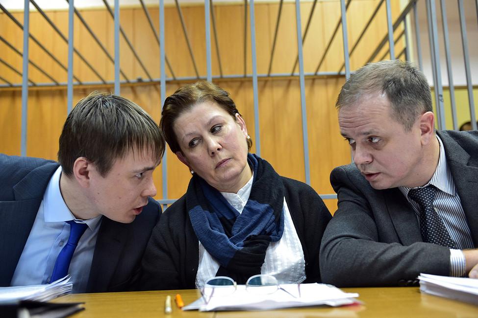 Наталья Шарина. Фото: Петр Кассин/ Коммерсантъ