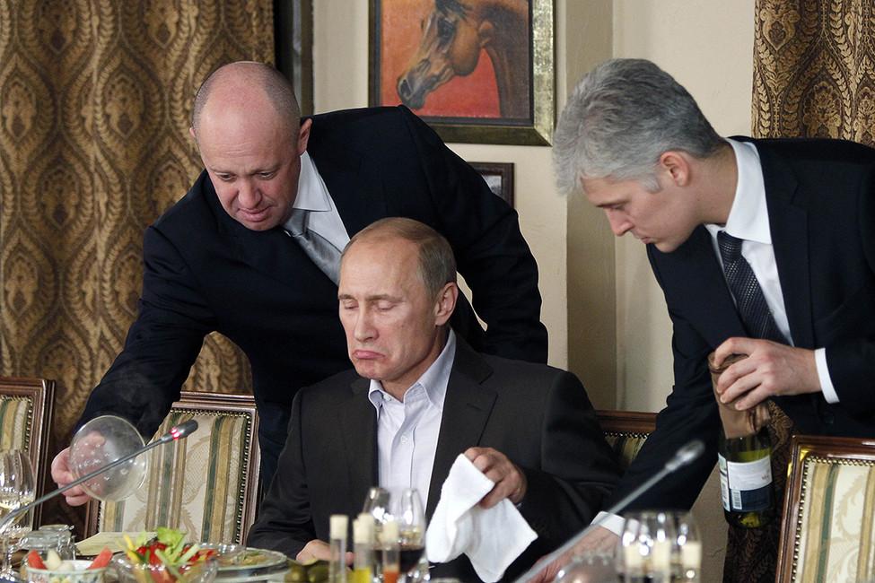 Что стало известно изнового расследования ФБК омногомиллиардном картеле личного повара Путина