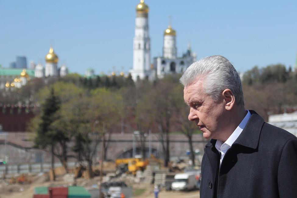 Сергей Собянин назвал виновников «реновации»