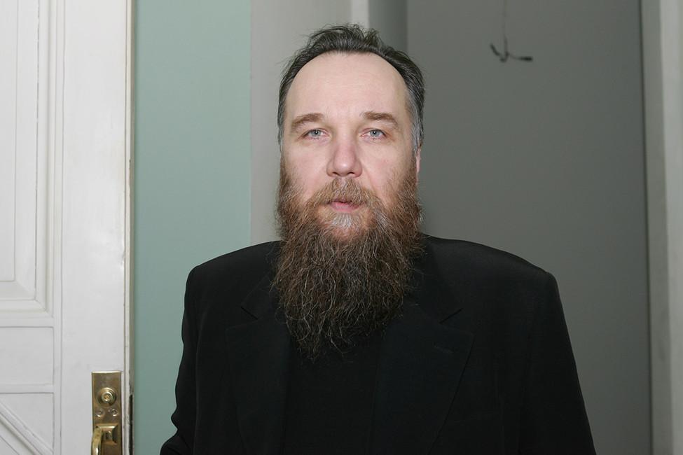 Александр Дугин, 2008год. Фото: ТАСС/ ООО «Издательский дом Родионова»/ фото изархива