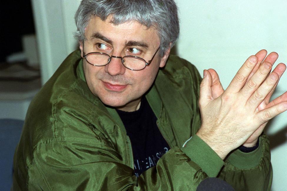 Глеб Павловский, 2000год. Фото: Людмила Пахомова/ ТАСС