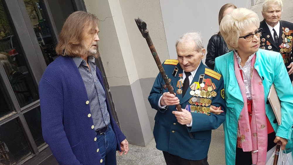 «Янегирлянда напраздник». Ветерану сначала пообещали, апотом отказали ввыступлении напараде