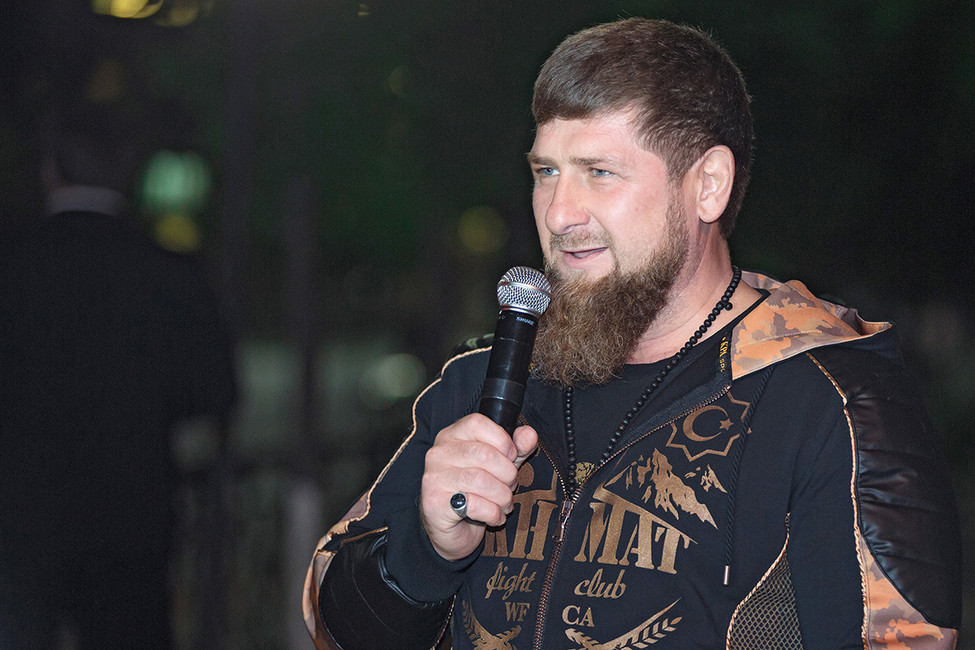 Дети Кадырова оказались богаче Путина