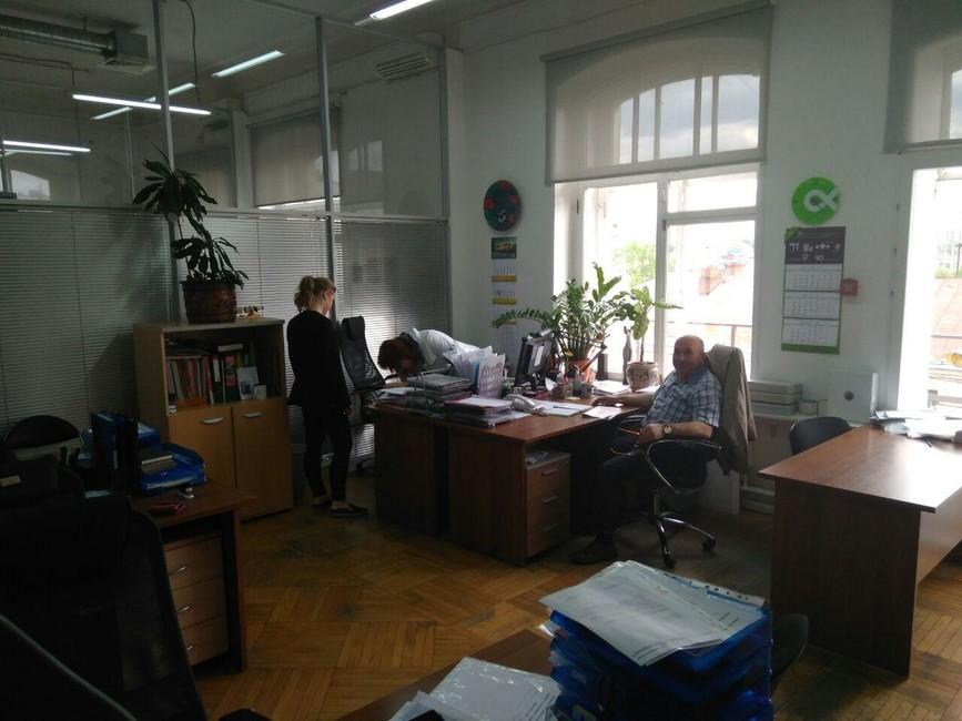 Администрация «Винзавода». Фото: Максим Литаврин/ Открытая Россия