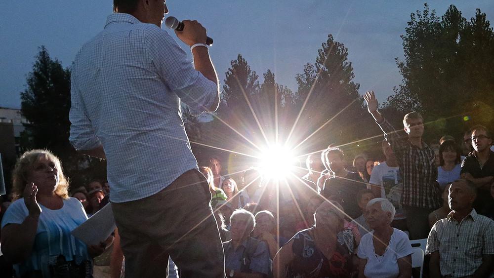 Дума приравняла встречи сизбирателями кмитингам. Рашкин иМаркелов— отом, что изменит это закон