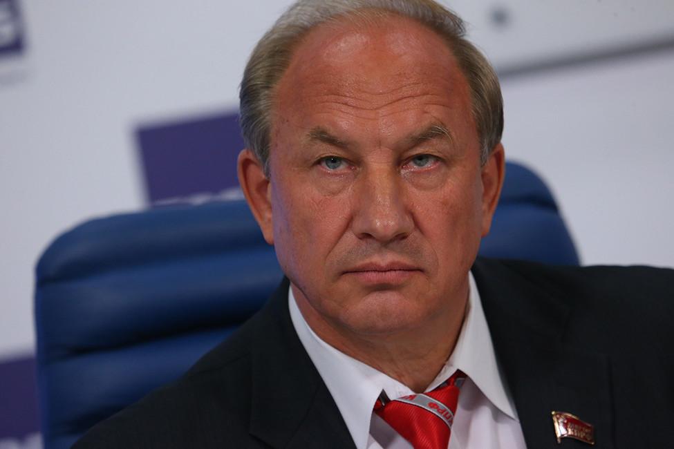 Валерий Рашкин. Фото: Антон Новодережкин/ ТАСС