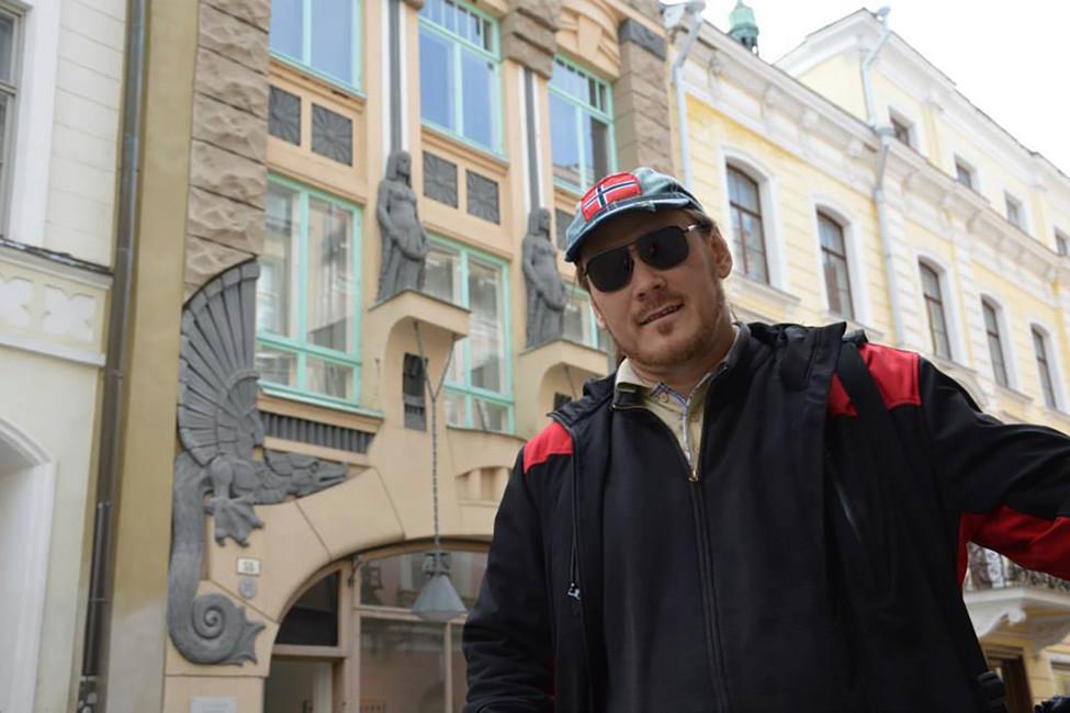 Евгений Дьяконов. Фото изличного архива