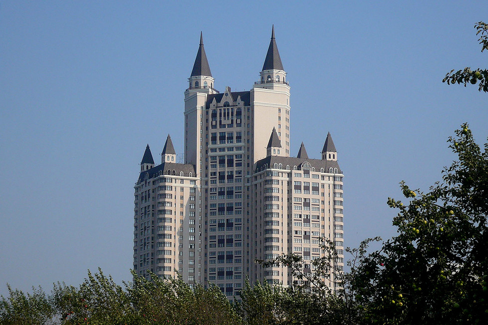 ЖК«Эдельвейс». Фото: Wikimedia Commons