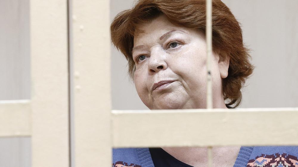 Фигурантке «театрального дела» предъявлено обвинение вхищении 1,2 миллиона рублей