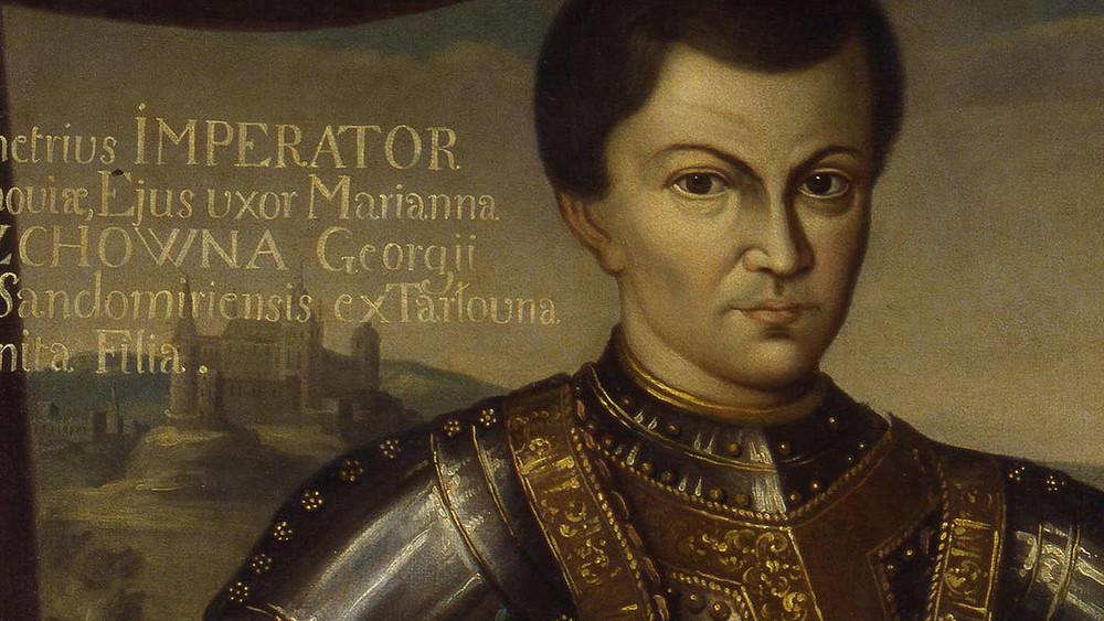 Первый император: зачто убили Лжедмитрия Первого