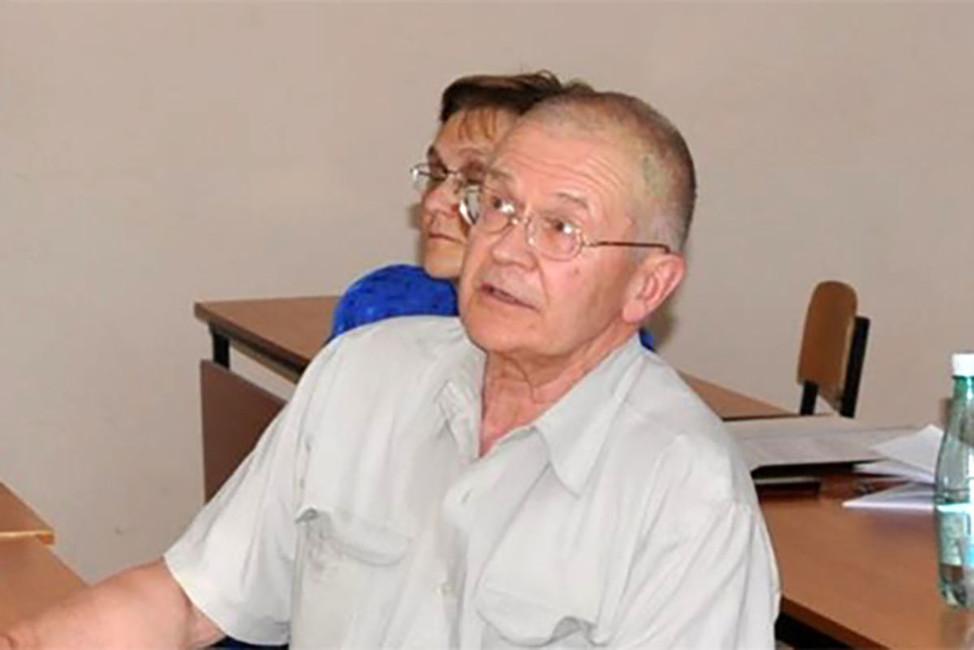 Владимир Лапыгин. Фото: bmstu.ru