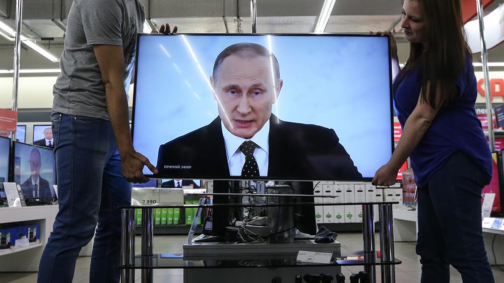 Лев Гудков: рост рейтинга Путина несвязан сжеланием голосовать занего