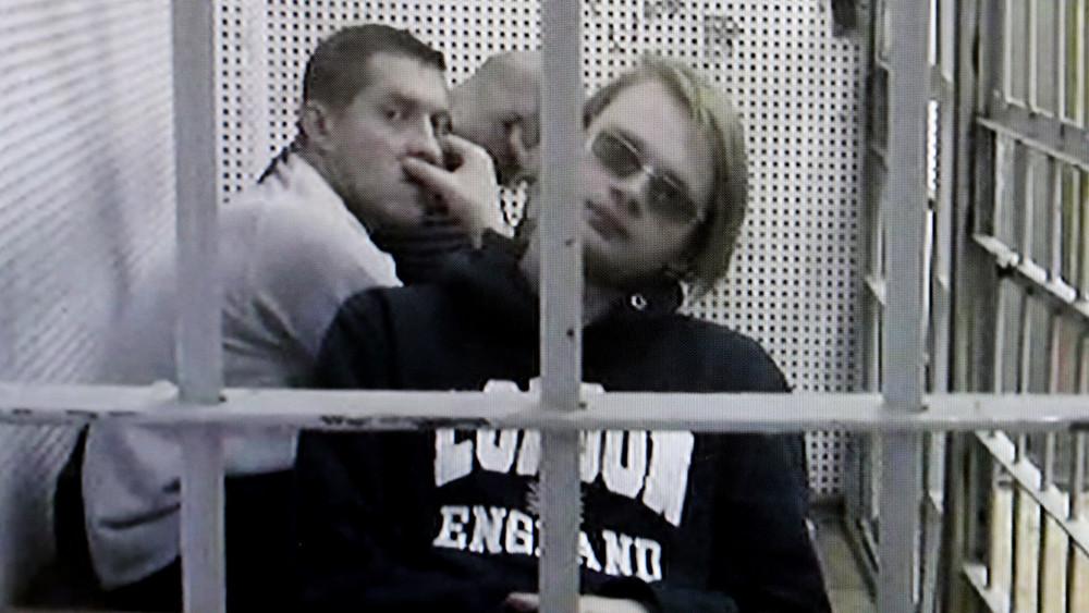 Дмитрий Богатов: «Невижу смысла всодержании меня под стражей»