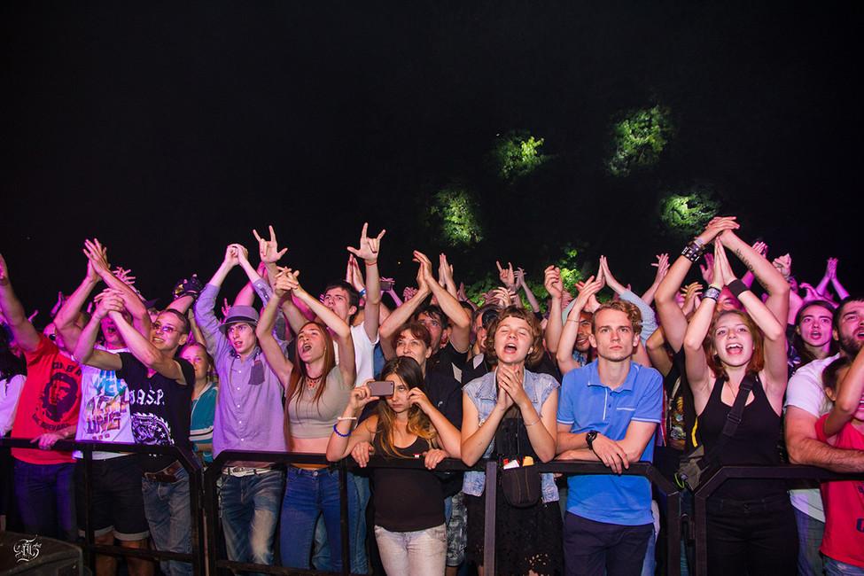"""Рок-фестиваль """"K!nRock, 2016год. Фото: Андрей Завадский/ Вконтакте"""