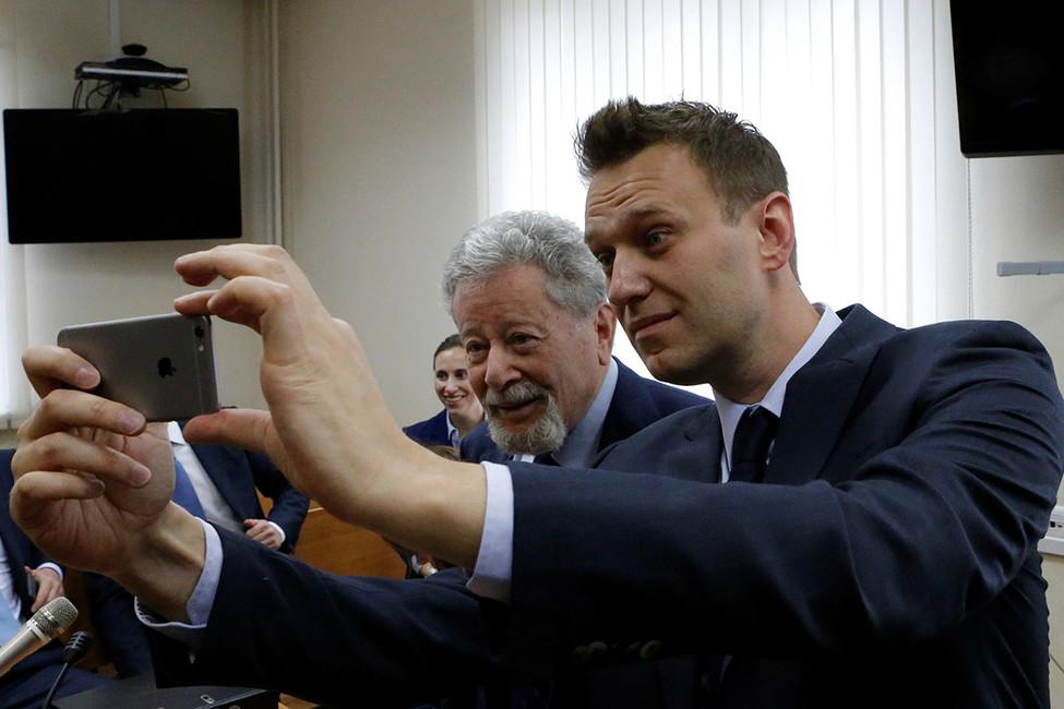 Алексей Навальный: «Унас есть право говорить инеопровержимые цифры»