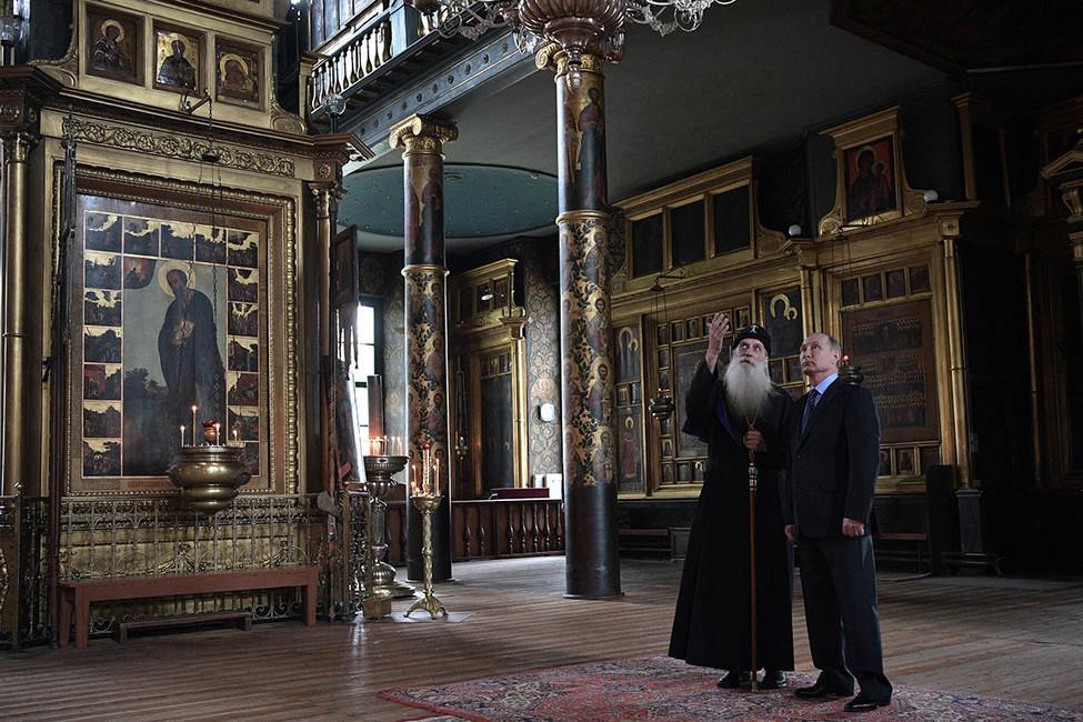Старообрядец Александр Антонов: «Наша церковь всегда молилась зацарскую власть»