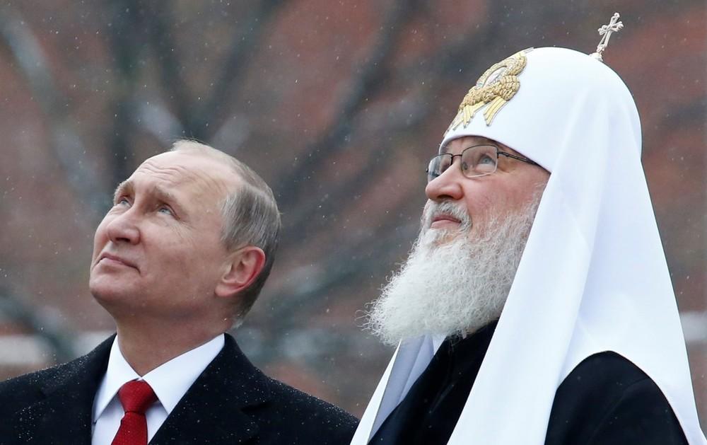 Псевдоправедные священники РПЦ
