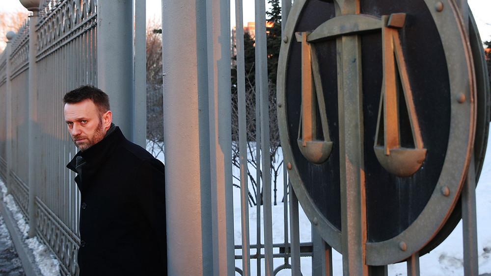 Навальному может грозить реальный срок по«делу ИвРоше»