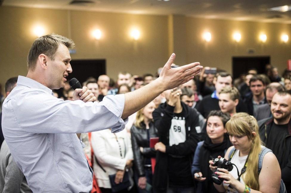 «Яженщина, зовут Ирина»: кто руководил акцией студентов против Навального вРязани