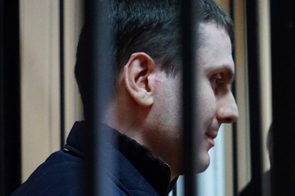 Киллер, стрелявший вАдама Осмаева, пытался войти вдоверие кукраинским политикам