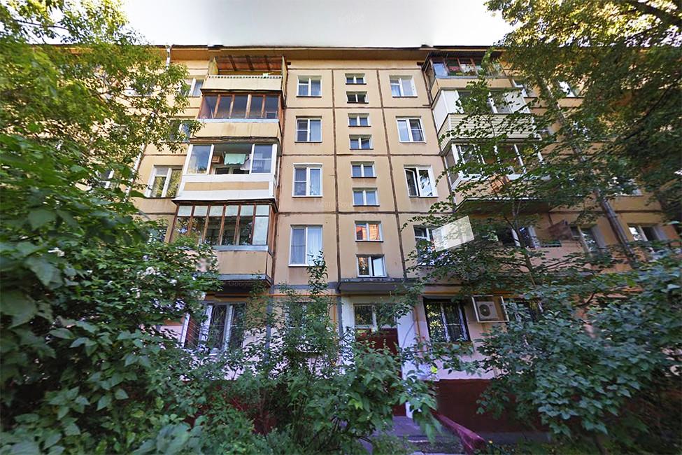 Улица Ивантеевская, дом 20. Фото: google maps