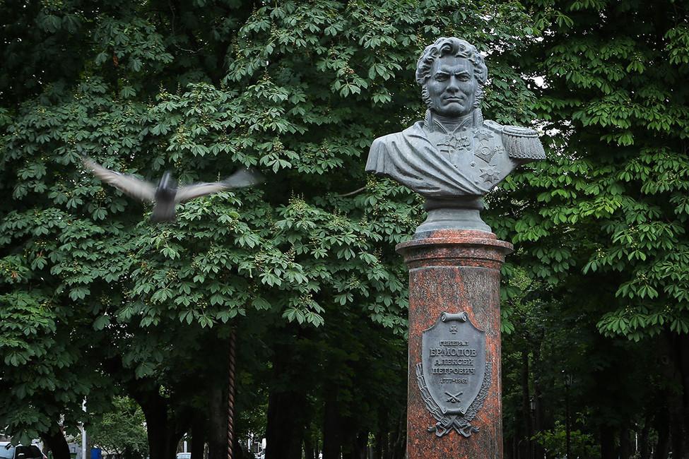 «Штурм будет стоить дорого»: Ермолов иглавная русская колониальная война