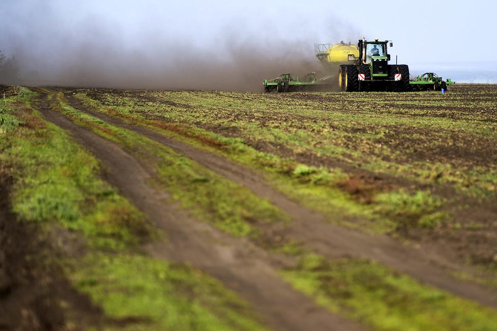 Павел Грудинин: «Уже сейчас ясно, что урожай будет ниже, чем прошлогодний»